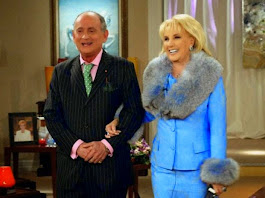 LA NOTICIA DEL DIA:CHICHE GELBLUNG Y MIRTHA LEGRAND