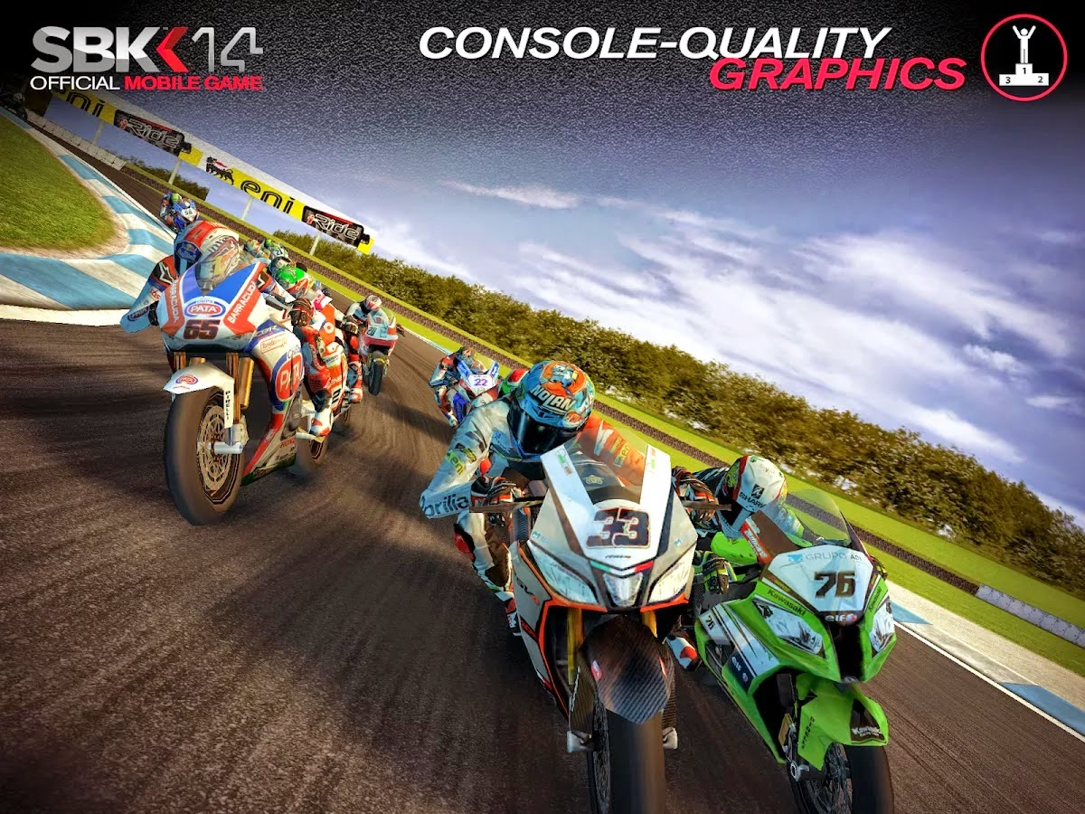 SBK14 Official Mobile Game v1.4.4 APK