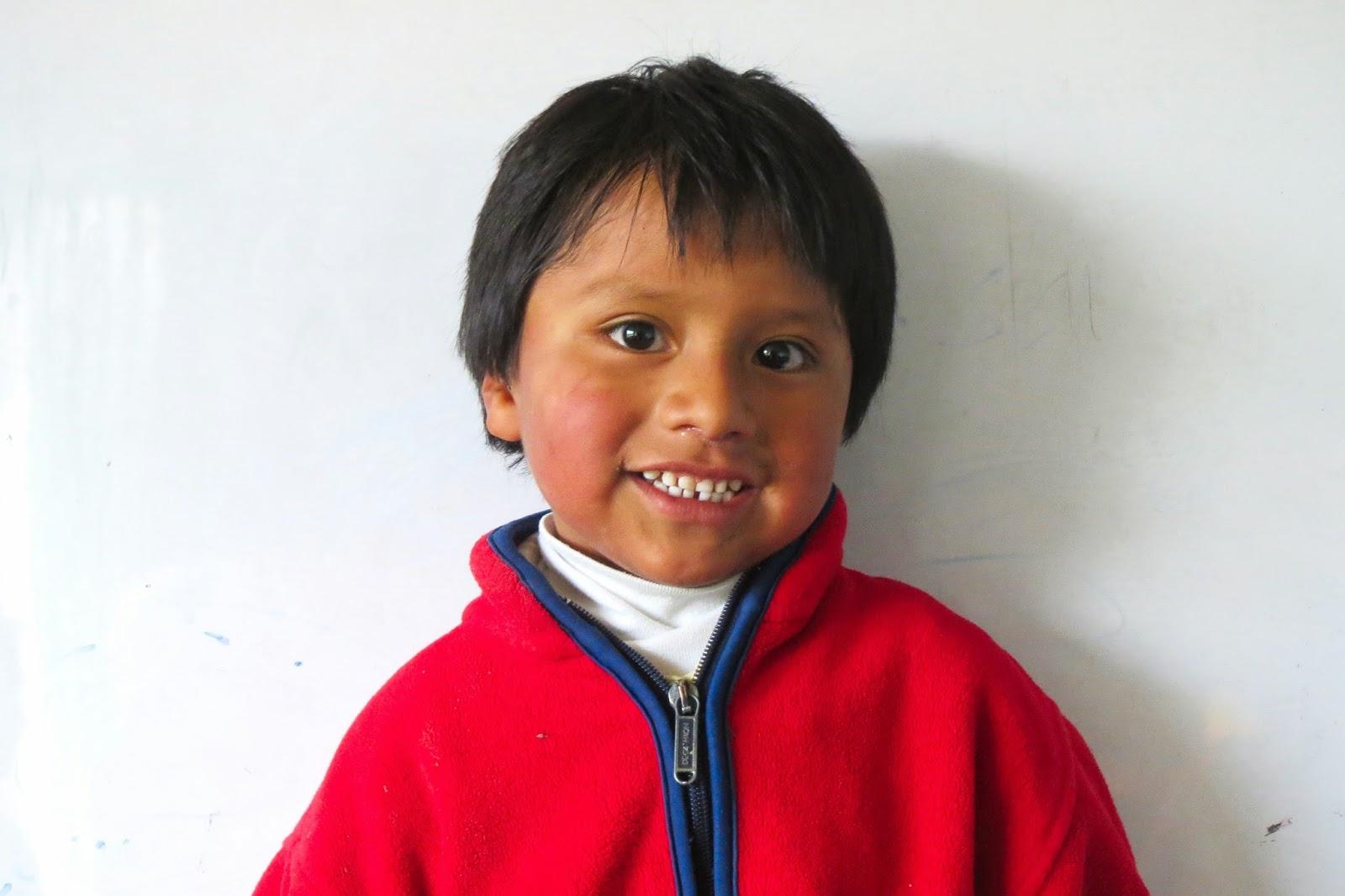 Cristian, Age 4