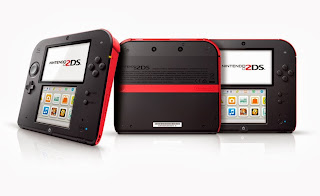 Nintendo 2DS in the Philippines, Crimson Red