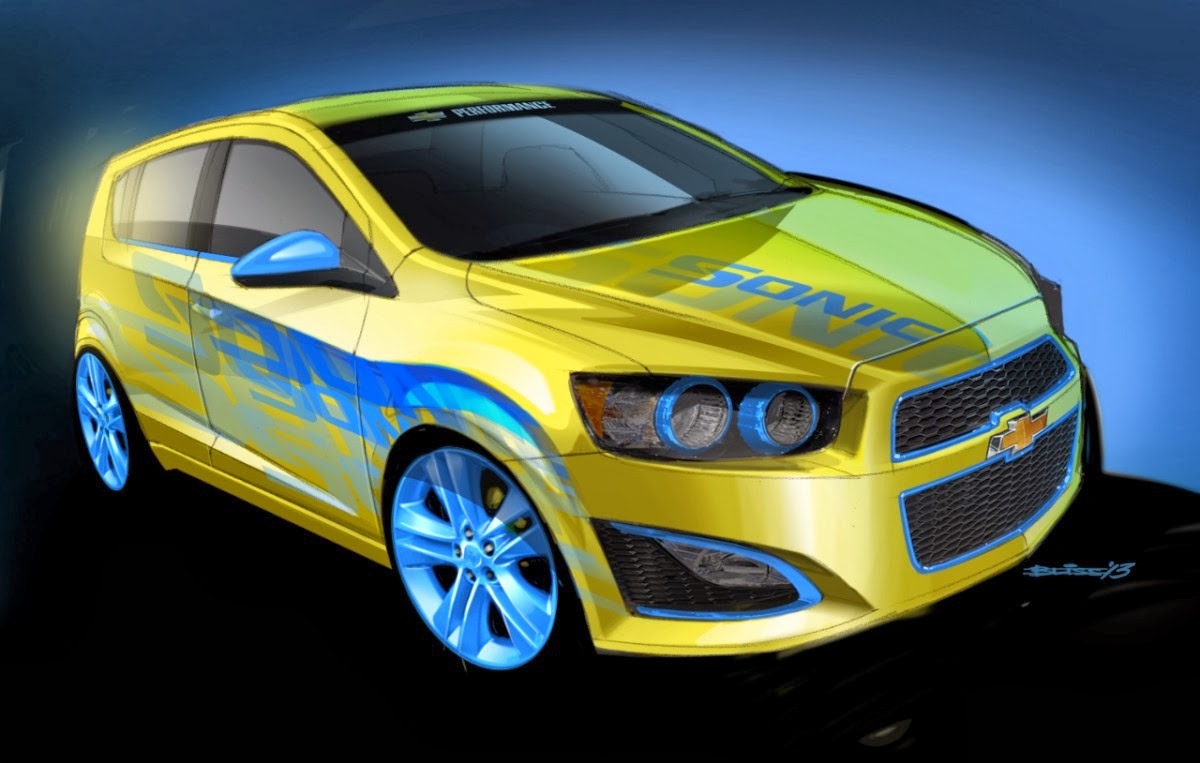 Chevrolet to Debut Performance-Oriented Concepts at SEMA 2013