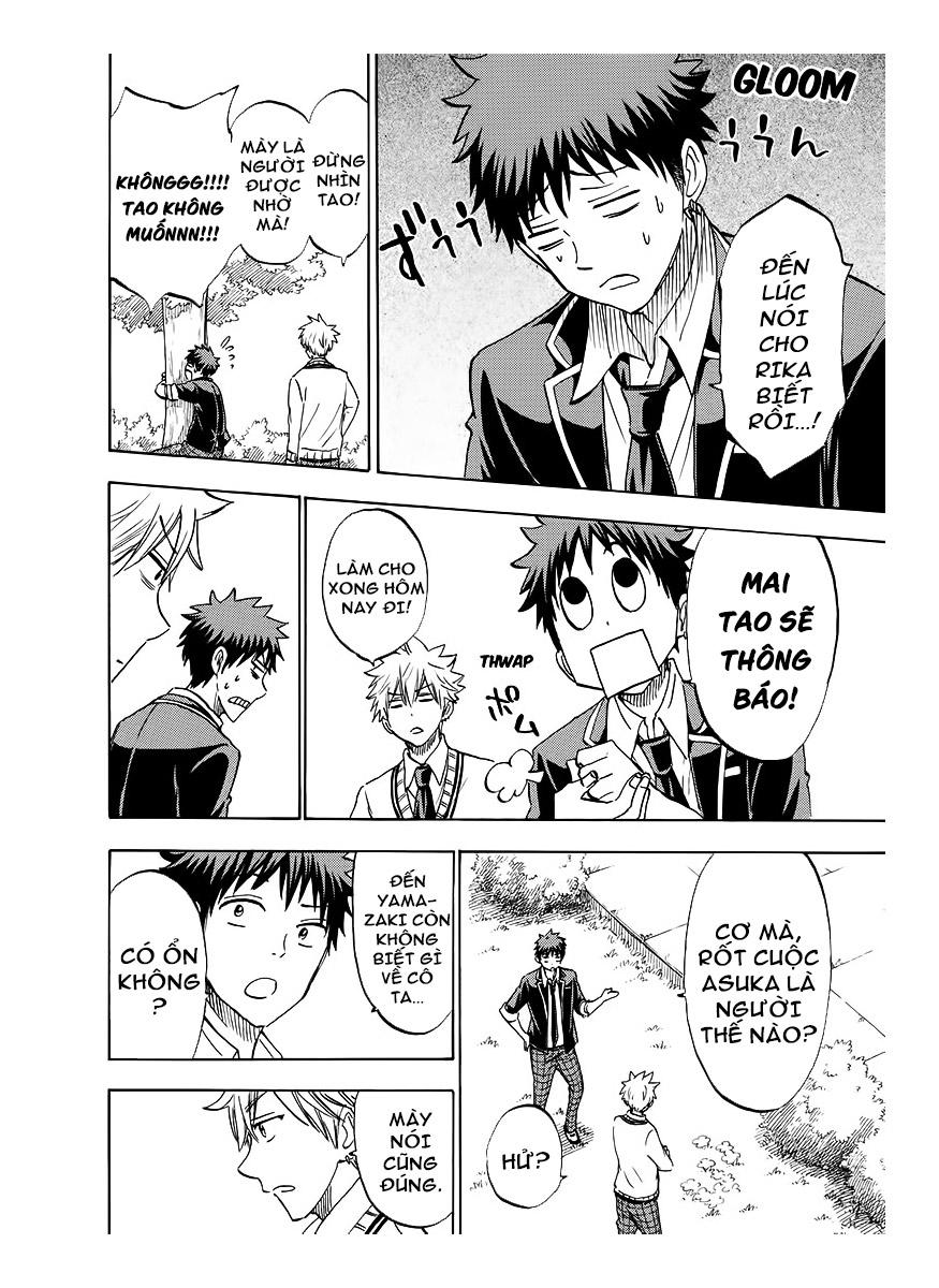 Yamada-kun to 7-nin no majo chap 181 Trang 15 - Mangak.info