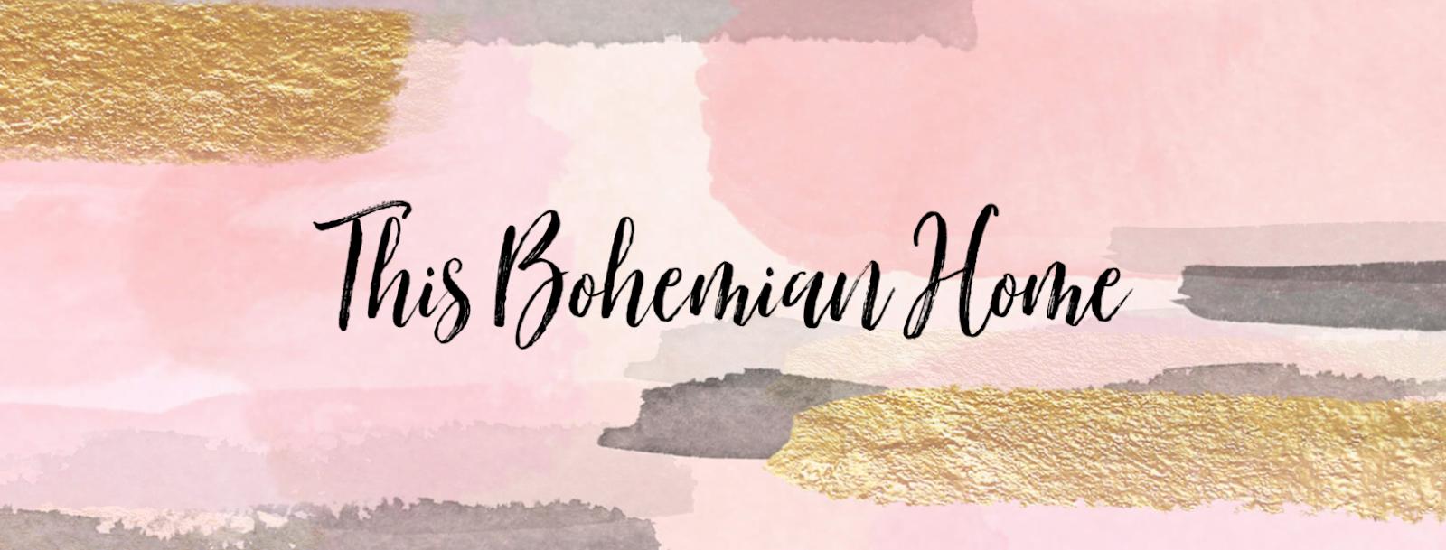 This Bohemian Home