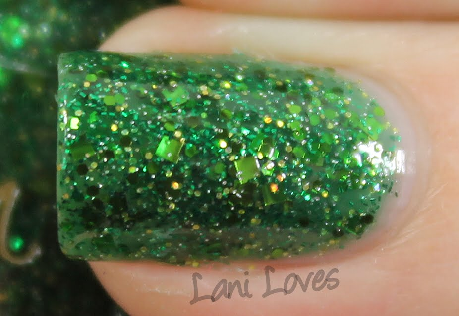 Pahlish - Stroke of Luck swatch