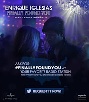 "Request ""Finally Found You"" on radio station:"