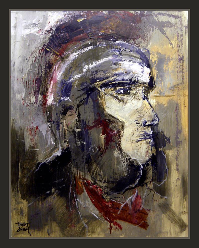 Ernest descals artista pintor roma arte militar pinturas for Marcos para pinturas