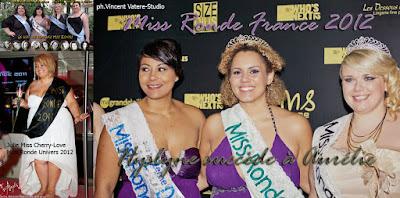 Miss Ronde 2012 na França