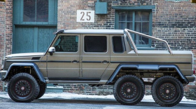 Review Car 2015 Mercedes Extreme G63