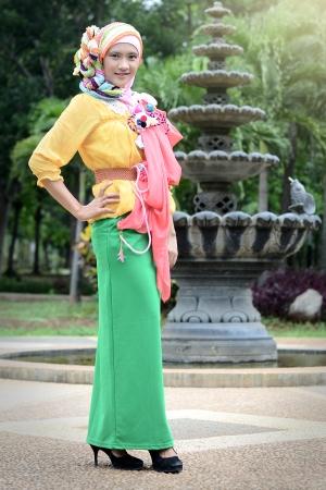Model Busana Muslim Trendy dan Modern 2013