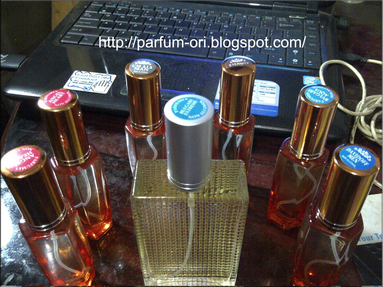 Pengiriman Parfumke Jakarta - 11 April 2013