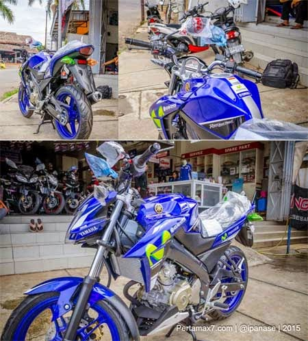 gambar Yamaha New Vixion Advance