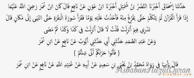 Quran Surat al Baqarah ayat 223