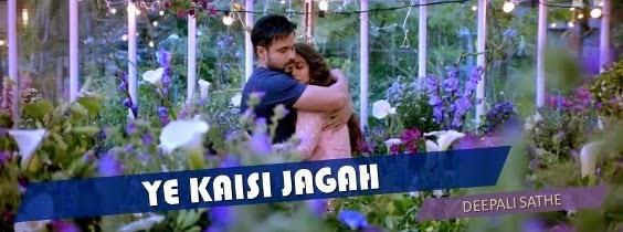 Success Up Ye Kaisi Jagah Song Lyrics Hamari Adhuri Kahani New