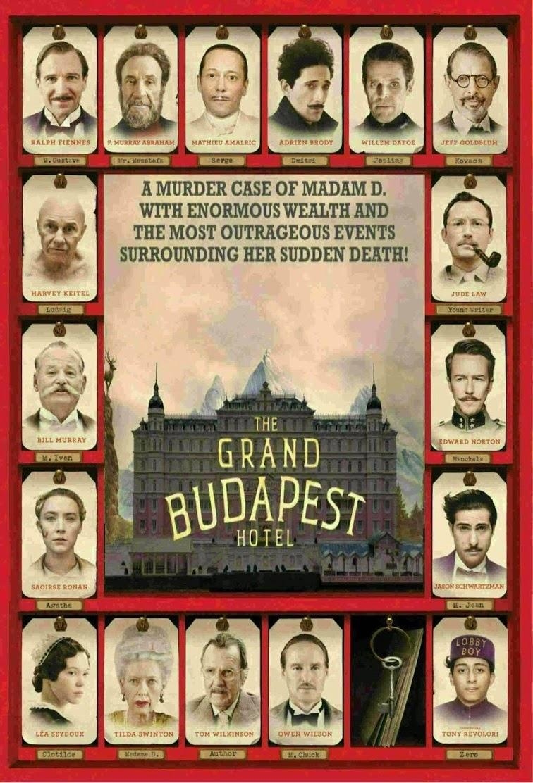 O Grande Hotel Budapeste – Dublado (2014)