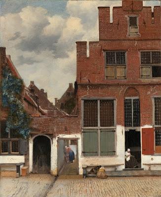 Vermeer - la ruelle