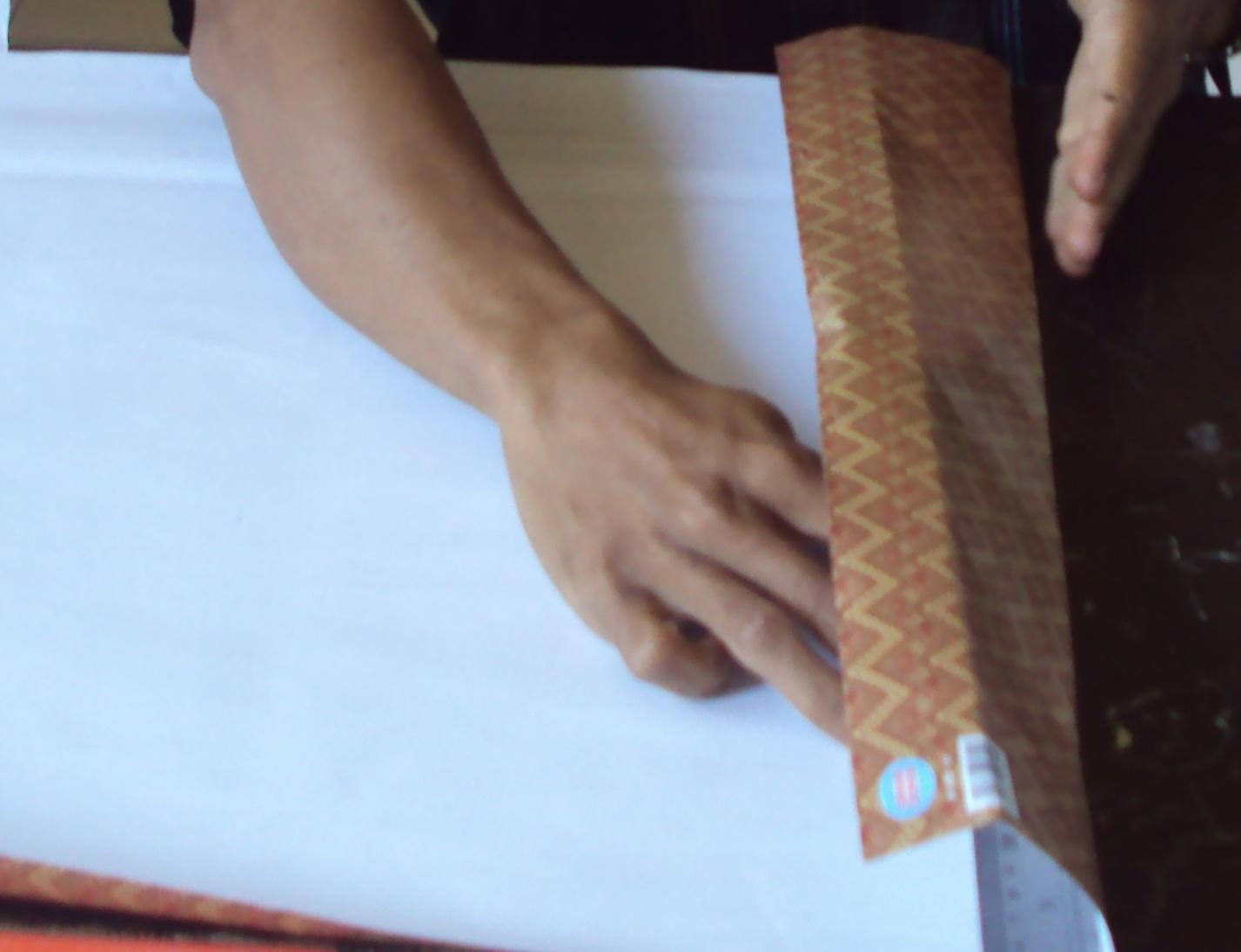 Kreasi Membuat Tas Dari Bahan Kertas Kado | Apps Directories