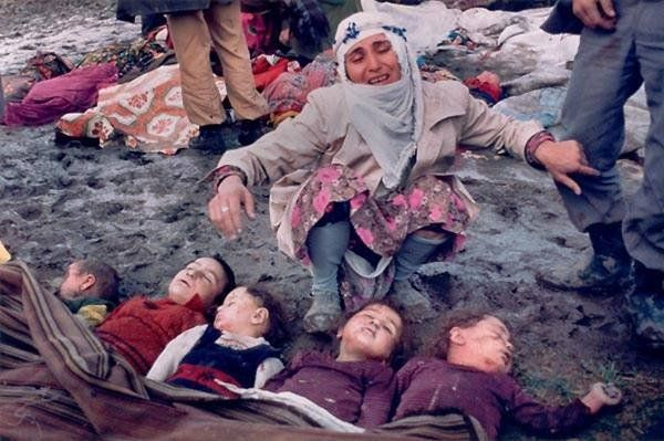 Earthquake in Turkey, 1983