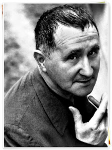 Bertolt Brecht.