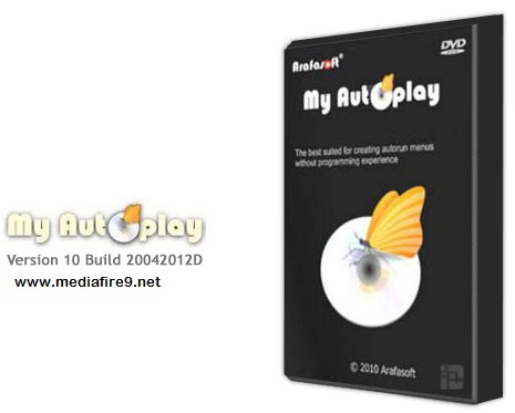 My Autoplay Professional 10 + KeyGEN - Mediafire Downloads