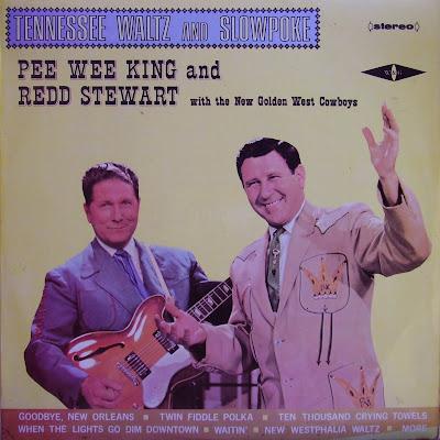 Tennessee Waltz & Slowpoke - Pee Wee King & Redd Stewart (1964)