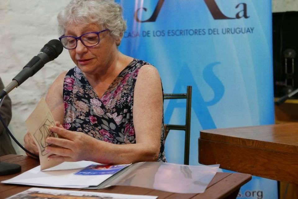 Integrante de Escritores Creativos Casa de los Escritores del Uruguay