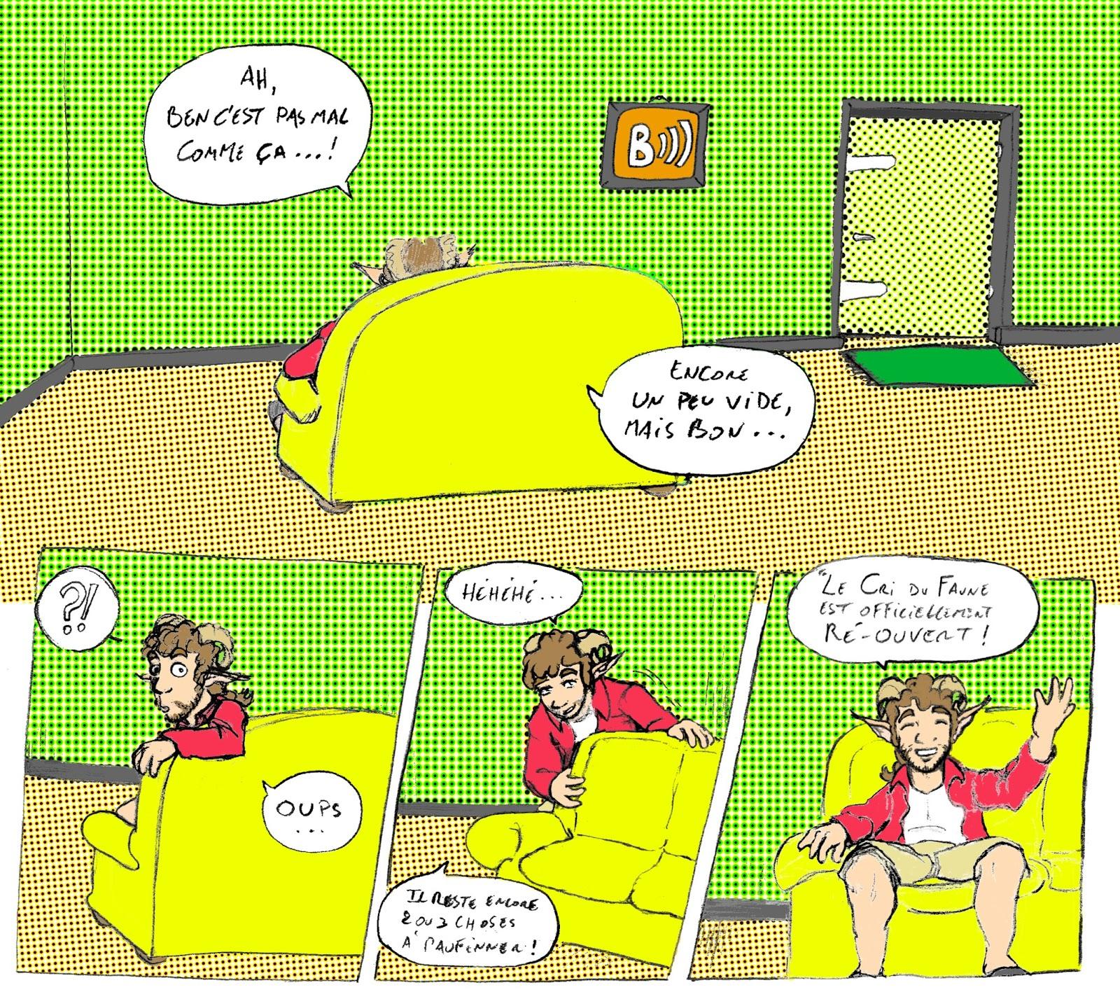 le cri du faune pendaison de cr maill re. Black Bedroom Furniture Sets. Home Design Ideas