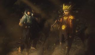 gambar wallpaper naruto sasuke terbaru
