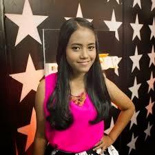 Profil, Biodata Dan Tahap Perjalanan Hanin Dhiya Rising Star Indonesia 2014