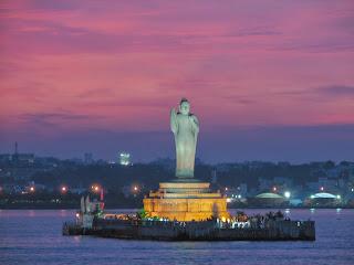 buddha statue hydrabad