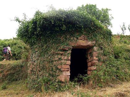 La quarta barraca, al Serrat de Bussanya