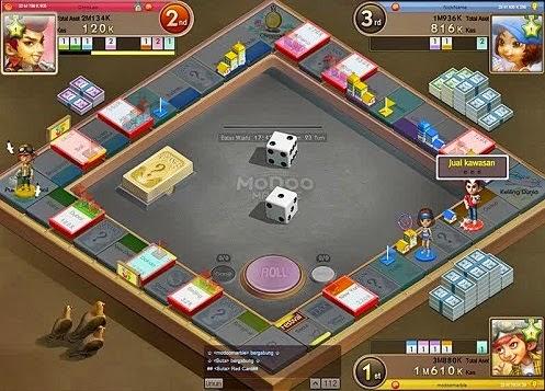 Game LINE Let's Get Rich di PC Terbaru Gratis screenhsot