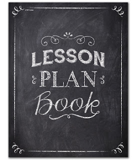 teacher plan book, Chalk It Up!, creative teaching press, lesson plan book