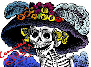 domingo, 14 de octubre de 2012 (calaveras literarias )