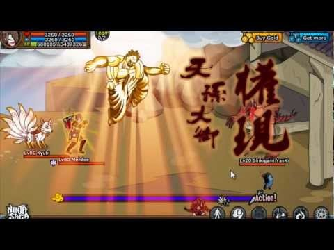 Tenson Omi Gongen Ninja Saga