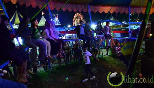 Permainan Populer yang ada di Pasar Malam Indonesia