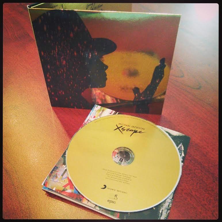 Xscape - xscape - Michael Jackson pochette album