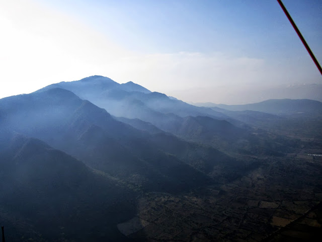 Cerro Viejo visto desde un Ala Delta @Pepe Delta
