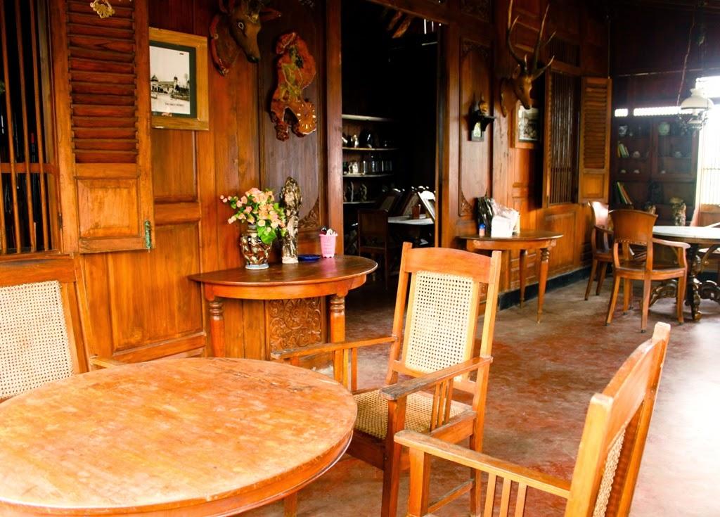 Interior Rumah Kayu & Merancang Sebuah Rumah Kayu Minimalis dan Indah - Kolom Desain ...