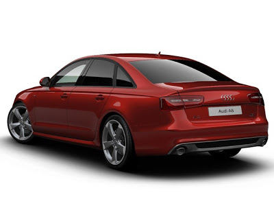 Audi A6 Car Pictures Collections