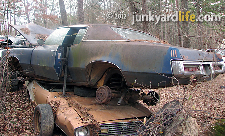 Car parts junkyard search