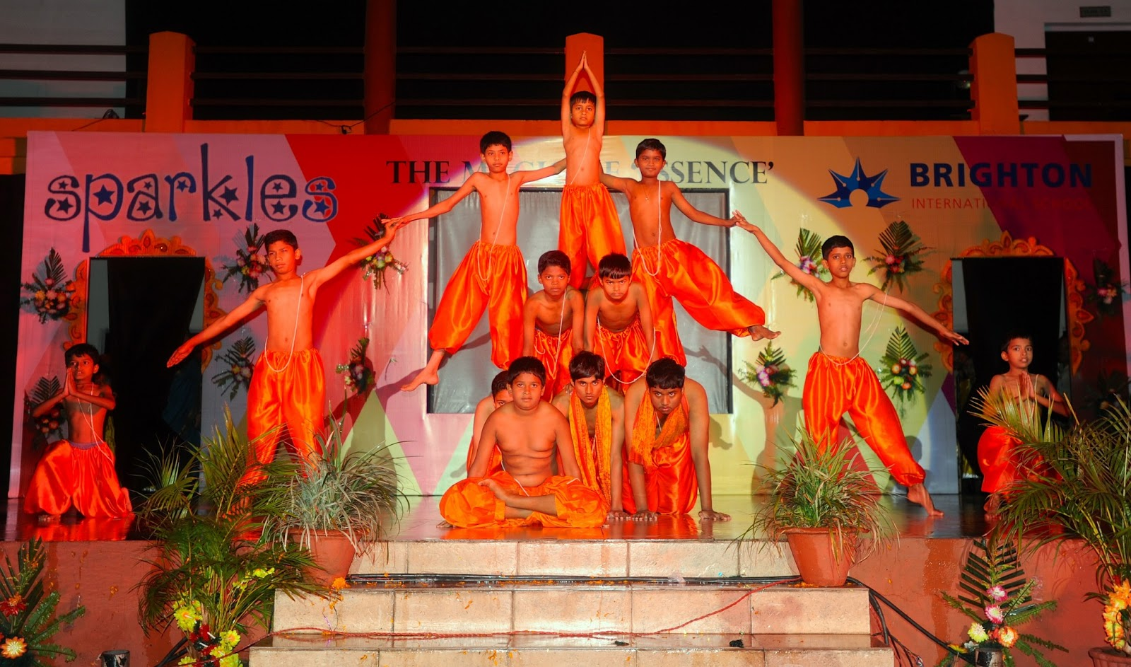 Some themes for annual function for Annual day stage decoration images
