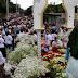 Familias de Managua celebran inicio de la Novena