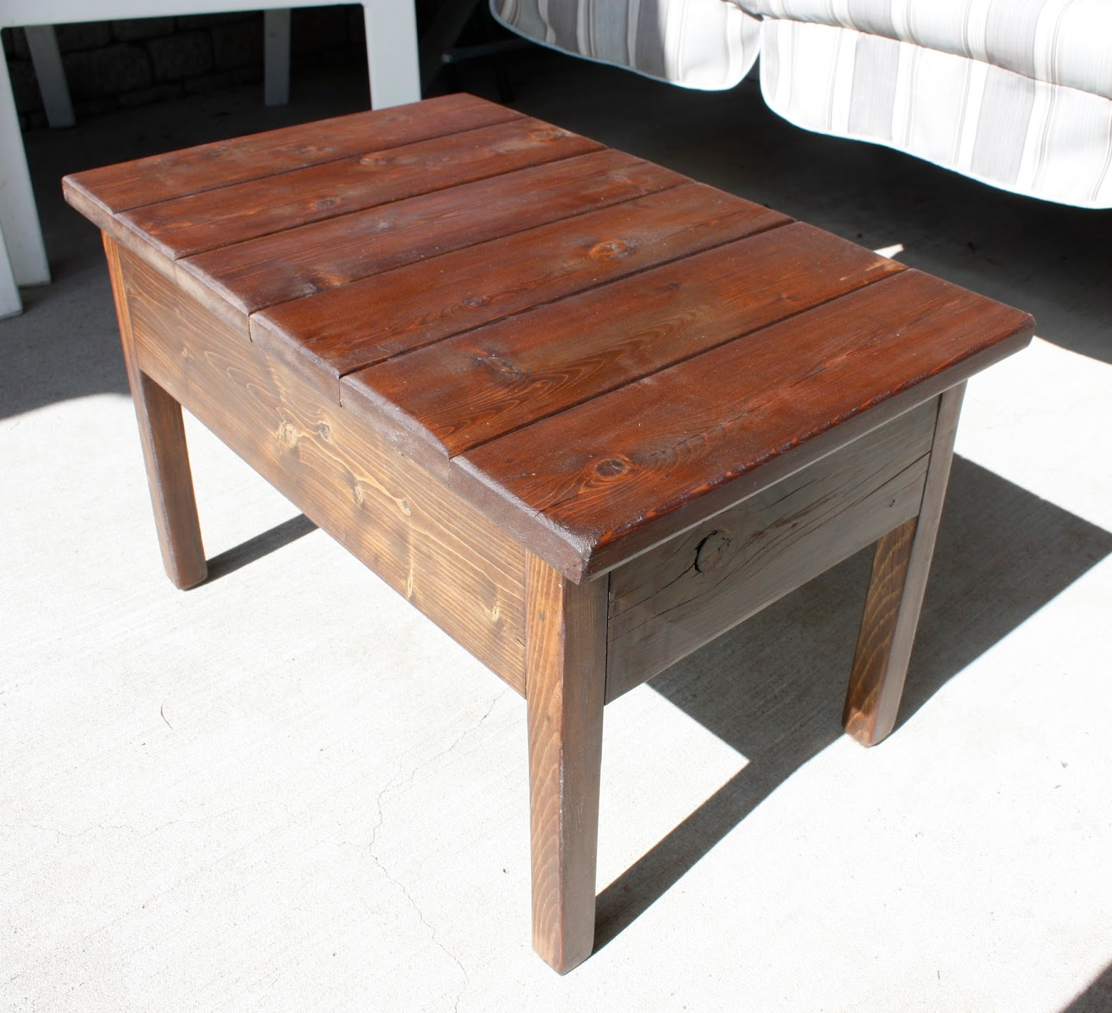 artsybuildinglady build a mini coffee table