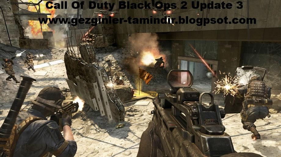 Call Of Duty Black Ops 2 Update 3 İndir ~ Gezginler-Tamindir