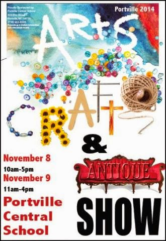 11-8/9 Arts & Craft & Antique Show