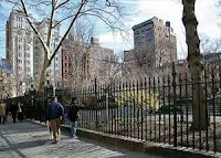 Gramercy Park, New York
