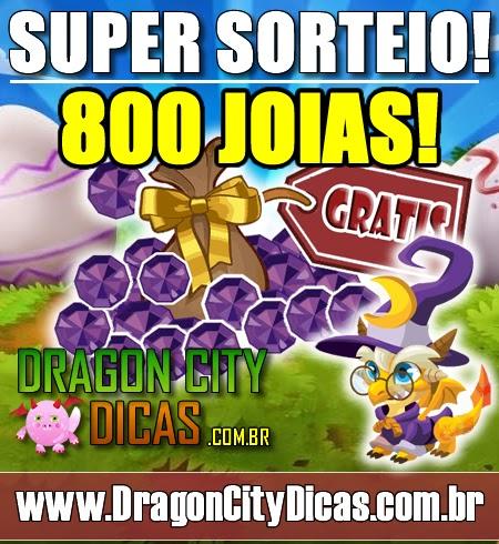Super Sorteio de 800 Joias Grátis - Março 2015
