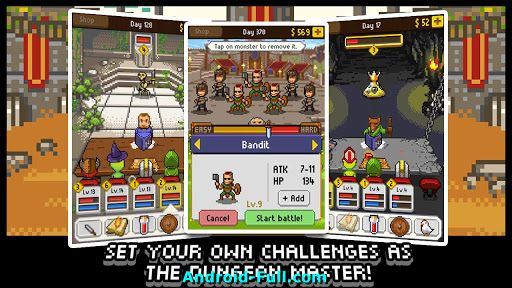 Knights of Pen & Paper apk
