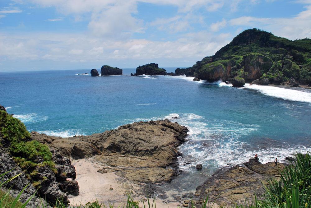 Daftar Pantai Baru di Tepus Gunungkidul