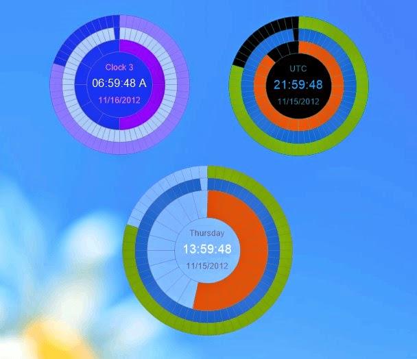 برنامج مجاني للتنبيه والتذكير بالمهام المختلفة وإغلاق الجهاز تلقائياً Eusing Clock 2.3
